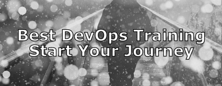 Best DevOps Training (Start Your Journey)