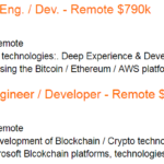 Best Blockchain Jobs